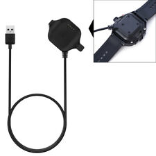 Small GARMIN Charger USB Charging Cable Clip for Forerunner 25 GPS Watch Women