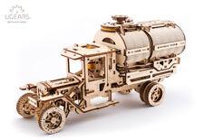 UGEARS Tanker 3D Puzzle Wooden Mechanical Craft Set Model Building Set Jigsaw