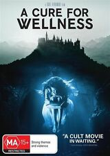 A Cure for Wellness NEW R4 DVD