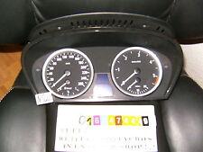 bmw e61 kombiinstrument 6974576  62116974576 diesel cluster cockpit tachometer
