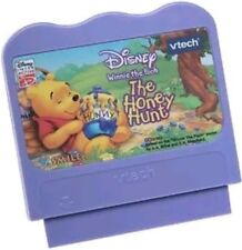 Disney Winnie The Pooh The Honey Hunt VSMILE Game Cartridge Only Vtech Learning
