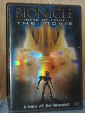 Bionicle: Mask of Light - The Movie (DVD, 2003)