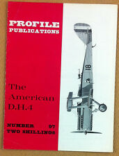 Aeronautica - Aviation - Profile Publications - N° 97 - The American D.H.4