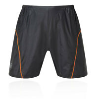 OMM Mens Sonic Shorts Pants Trousers Bottoms Black Sports Outdoors Waterproof