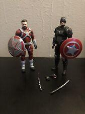 Marvel Legends Red Guardian Captain America Gamerverse
