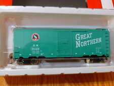 Accurail HO #93364 Great Northern G.N. 40' Boxcar (Accuready)  RTR