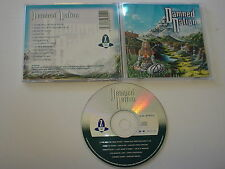 DAMNED NATION - ROAD OF DESIRE - OOP 1999 Z RECORDS  INDI IMORT CD -