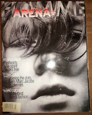 Arena + Homme 2001 Angela Linvall  Alexander McQueen Kate Moss Juliette Lewis