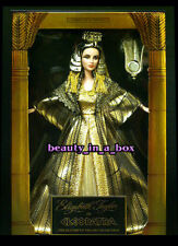 "Cleopatra Barbie Doll Elizabeth Taylor Queen of Egypt Egyptian "" SW"