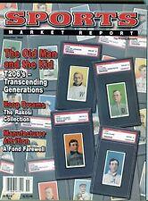 New listing NOVEMBER 2005 T206 COVER SMR PSA SPORTS MARKET REPORT PRICE GUIDE NEAR MINT