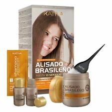 Kativa 150ml Kit de Alisado Brasileño con Keratina y Aceite de Argán (7750075021167)