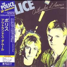 THE POLICE Outlandos D'Amour CD MINI LP