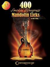 400 Bluegrass Licks Mandolin Sheet Music TAB ~ Little Maggie, Ragtime Annie