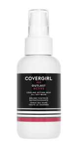 (1) Covergirl Outlast Active Cooling Setting Mist All Day Wear