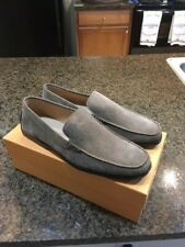 Tods Suede City Gommino 10.5 NIB $625
