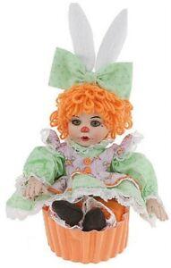 "Marie Osmond - Carrot Rag-A-Muffin, 5"" tall, NRFB w/COA, Free Shipping"