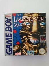 Nintendo Gameboy Lawnmower Man CIB Topzustand Game Boy NES Snes