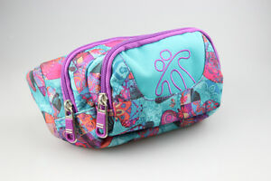 Waist Bag Fanny Pack From TOTTO With Elaborate Allover Pattern