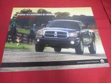 2005 Dodge Dakota Dodge Accessories Dealership Pamphlet