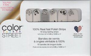 Color Street Nail Strips Friends Furever 100% Nail Polish - USA Made!