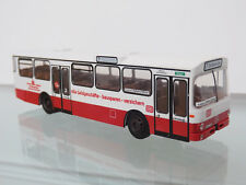 Rietze 74310 - 1:87 - MB O 305 GBB stuttgart-sparkasse - NUOVO in scatola