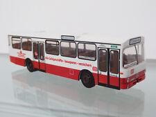 RIETZE 74310 - 1:87 - MB O 305 GBB Caisse d'épargne de Stuttgart
