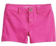 Girl's SO Constructed Ultimate Pink Shortie Short Size 12 NWT