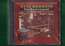OTIS REDDING - THE EASY RIDER GENERATION LIVE CD NUOVO SIGILLATO