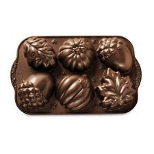 Nordic Ware Autumn Treats Pan, Bronze