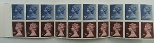 1978 Great Britain SC #BK672 CHRISTMAS MNH Booklet Royal Mail Stamps