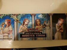 YuGiOh Play Mat - Battle Pack 3, Monster League