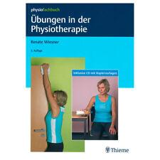 """Buch """"Übungen in der Physiotherapie"""", 172 Seiten, inkl. CD"""