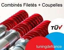 AUDI A4 B5 | KIT COMPLET | 4 COMBINÉ FILETÉ + COUPELLES | TUNING