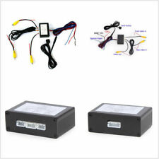Universal 12V Car SUV Offroad Parking View Camera 2 Channel Switch Box Converter