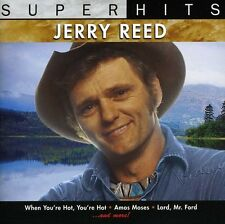 Super Hits - Jerry Reed (1997, CD NEUF)