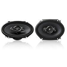 "Pioneer TS-A6886R 6x8"" 4 way 350W Max Car Speakers Pair New TSA6886R"