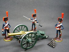 figurine d'art en plomb Claude ALEXANDRE  artillerie de la grande armée