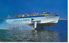 California-San Diego-Richfield Hydrofoil at Sea World Mission Bay-(CA4-317)