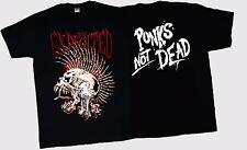 THE EXPLOITED- Scottish punk rock band ,T_shirt-SIZES:S to 6XL