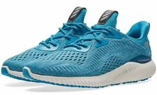 NEW Adidas Alphabounce EM BY3846 Shoes Mystery Petrol Grey Night Teal Men 12 NIB