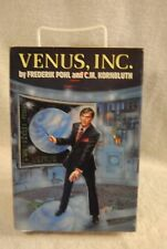 Venus, Inc. Frederick Pohl Kornbluth 1985 1ST ED BCHC Science Fiction Book