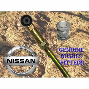 REAR ADJUSTABLE PANHARD ROD GENUINE NISSAN BUSHED SUITS NISSAN GQ/GU1