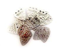 Dunlop Guitar Picks  Techpick (Tech Pick) Aluminum Metal  Textured