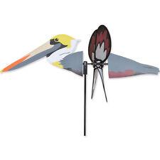 "21"" Pelican Petite Garden Stake Wind Spinner by Premier Kites & Designs"