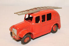 Dinky, 1940's #250 Streamlined Firetruck,  Original