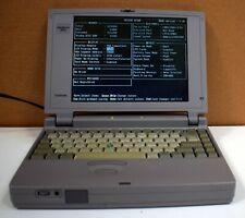 New listing Vintage Retro Toshiba Satellite 405Cs 75 Mhz Intel Pentium Laptop 16Mb Ram Read!