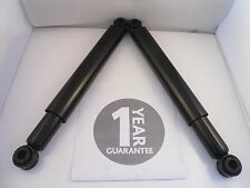 2 x Mitsubishi L200 K74 2.5TD Rear Shock Absorbers Dampers PAIR 1996 to 2007