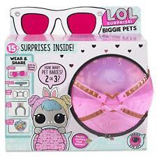 LOL SURPRISE! - BIGGIE PETS HOP HOP L.O.L. Doll New 100% Real Authentic 2018
