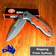 Outdoor Survival Knife  Pocket Folding Knife Hunting Knife Boker