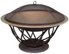 Hampton Bay Fire Pits & Chimineas for sale | In Stock | eBay
